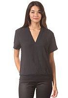 G-STAR Womens Avity T-Top V-Neck S/S Shirt aron rayon - antracite