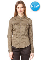 G-STAR Womens Beach Rovic Slim Shirt magma