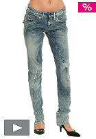 G-STAR Womens Breaker Pant scott denim solid wash
