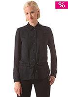 G-STAR Womens Chardell L/S Shirt resort crepe - mazarine blue