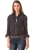 G-STAR Womens Chopper Keaton Overshirt Jacket trench twill - mazarine blue