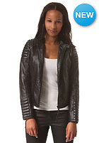 G-STAR Womens Chopper Moto Slim Jacket black