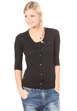 G-STAR Womens CL Complete R Cardigan black