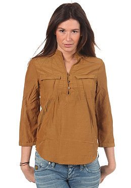 G-STAR Womens Cl Safari Stevie Shirt sinai