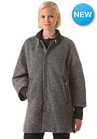 G-STAR Womens Cocoon Loose Coat blake wool - grey htr