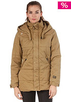 G-STAR Womens Combat Whistler Hooded Jacket combat satin od butternut
