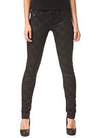 G-STAR Womens Drop 3 Arc 3D Super Skinny RFTO black 02 Superstretch Denim raw