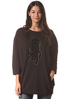 G-STAR Womens Drop 3 Yard BF Long RN 3/4sl Sweat black