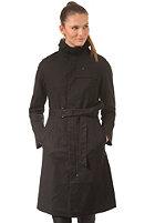 G-STAR Womens Florence Slim Trench Jacket black