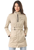 G-STAR Womens Flrnc Grb S TR - Micro Stretch Twill khaki
