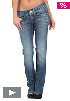 G-STAR Womens Ford Straight Pant comfort road denim track worn in