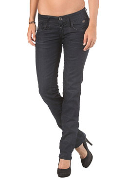 G-STAR Womens Heller Straight Pant comfort garner denim dark aged