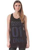 G-STAR Womens Ish Long R T Tanktop black