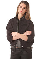 G-STAR Womens Kano Bomber Overshirt Jacket trench twill - black