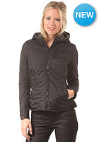 G-STAR Womens Keaton Quilted Overshirt Jacket myrow nylon - black