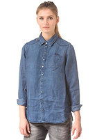 G-STAR Womens Lancer Bf Shirt lt wt hydro denim - medium aged