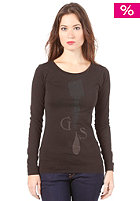 G-STAR Womens Lavi L/S T-Shirt black