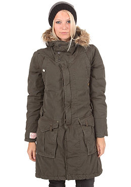 G-STAR Womens Legion Hedley Coat Jacket arsenic