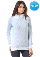 G-STAR Womens lvke Double Hooded S/S T-Shirt laundry blue
