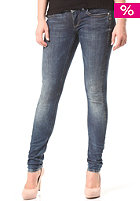 G-STAR Womens Lynn Mid Skinny Slander Superstretch comfort malk denim - medium aged
