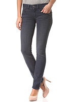 G-STAR Womens Lynn Mid Straight - Ozmo Superstretch Denim Pant dk aged