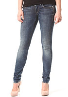G-STAR Womens Lynn Skinny comfort malk denim - medium aged