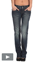 G-STAR Womens Lynn Straight Pant comfort blake denim vintage worn in