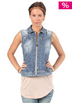 G-STAR Womens Midge Denim Vest lt aged