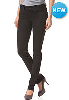 G-STAR Womens Midge Mid Straight - Hyto Black Superstretch Denim Pant cobler dip wash