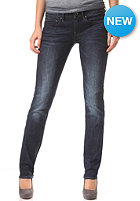 G-STAR Womens Midge Mid Straight - Neutro Stretch Denim Pant dk aged