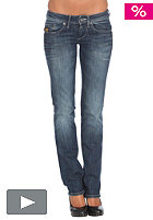 G-STAR Womens Midge Straight comfort station Denim Pant track wash
