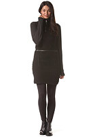 G-STAR Womens Neatch L/S Knit Dress premium cotton knit - black