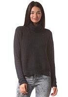 G-STAR Womens Neatch Turtle L/S Knit Sweat prem cotton knit - mazarine blue