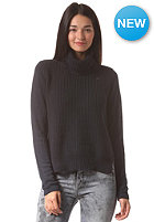 G-STAR Womens Neatch Turtle L/S Knit Sweat prem cotton knit - mazarine blue