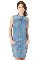 G-STAR Womens New Radar Denim Dress medium aged