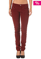 G-STAR Womens New Radar Skinny Coj Pant comfort la cord od bordeaux