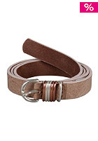 G-STAR Womens New Serena Belt gump leather pelt brown