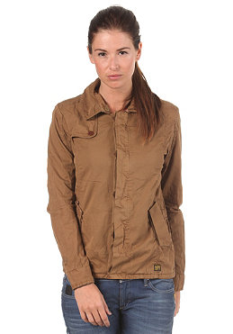 G-STAR Womens Officer Tyne Jacket aged olive