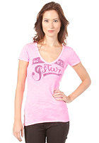 G-STAR Womens Phase V T Cap S/S T-Shirt knockout pink