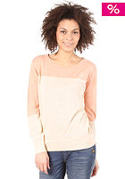 G-STAR Womens Punch Knit Sweat dk peach