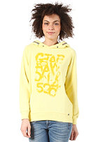 G-STAR Womens RCO Legion Hooded Sweat dark bleach yellow