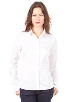 G-STAR Womens RCT Base Slim L/S T-Shirt white