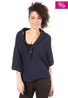 G-STAR Womens RCT Strata Shrug Knit Sweat naval blue