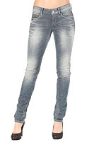 G-STAR Womens Rover Skinny Comfort Force Aqua Denim Pant vintage worn in