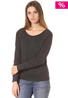 G-STAR Womens Slim Sweat black heather
