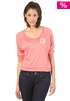 G-STAR Womens Solar V Neck Sweatshirt lt rosus