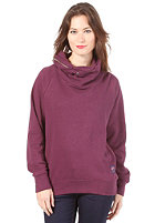 G-STAR Womens Stage Hooded Sweat black currant