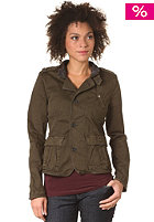 G-STAR Womens Trooper Overshirt arsenic