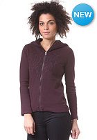 G-STAR Womens Western Hooded Vest aubergine