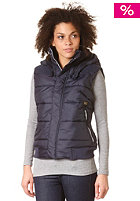 G-STAR Womens Whistler Hooded Vest Jacket valley ripstop naval blue